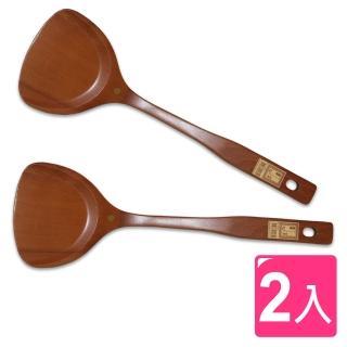 【AXIS】木製煎匙_2入(特大)