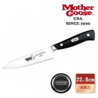 【美國鵝媽媽 Mother Goose】鉬釩鋼 水果刀(4.7吋)