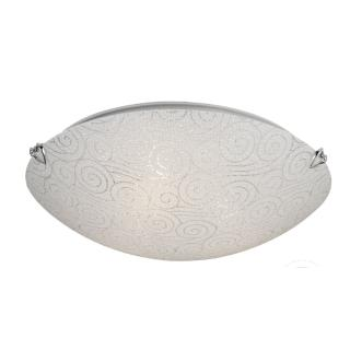 【華燈市】禪風意境玻璃2燈吸頂燈(客廳燈飾/廚房燈/餐廳/臥室)