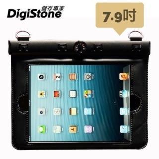 【DigiStone】iPad mini 7.9吋平板電腦防水袋(溫度計型黑色x1P)