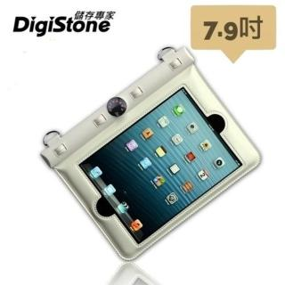 【DigiStone】iPad mini 7.9吋平板電腦防水袋(溫度計型白色x1P)