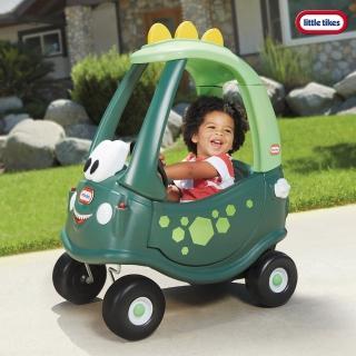 【美國 Little Tikes】恐龍腳行車