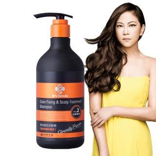 【台塑生醫】Dr's Formula恆采固色洗髮精(580g)