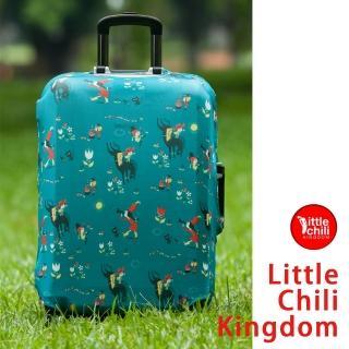 【LittleChili】行李箱套套507(西部牛仔M)