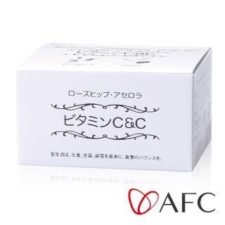 【AFC】櫻桃玫果雙皙粉 30包/盒(日本原裝)