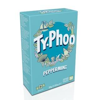 【Typhoo】薄荷茶1.5gx20入-裸包(花草茶)