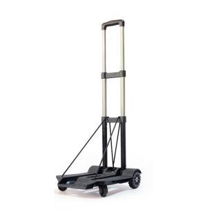 【PUSH!】旅遊用品 行李車拉桿車手拉車折疊購物車(負重版)
