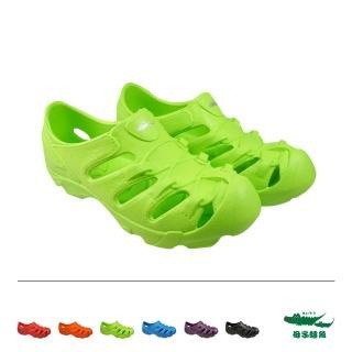 【母子鱷魚】超彈力蚱蜢戰鞋  母子鱷魚