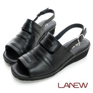 【La new】高曲折涼鞋(女222060530)