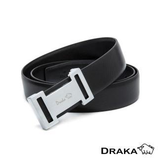 【DRAKA 達卡】紳士皮帶(41DK881-8363)