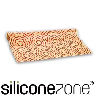 【Siliconezone】施理康耐熱矽膠菊型餅乾烤箱墊(小)