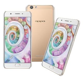 【LUCCIDA】OPPO F1s(全透明加強抗刮保護殼)