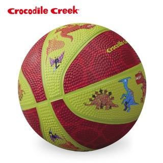 【美國Crocodile Creek】5.5吋兒童運動遊戲籃球(恐龍世界)