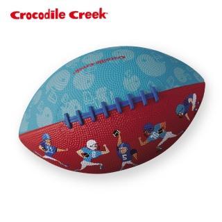 【美國Crocodile Creek】8吋兒童運動遊戲橄欖球(橄欖球運動)
