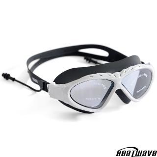 【熱浪 QUICK大眼罩】抗UV快扣防霧純矽膠(H940)