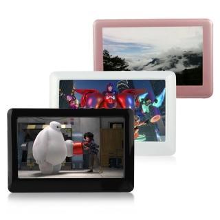 【DW】C01影音天使4.3吋觸控螢幕 MP5播放器 內建8GB記憶體(加送6大好禮)