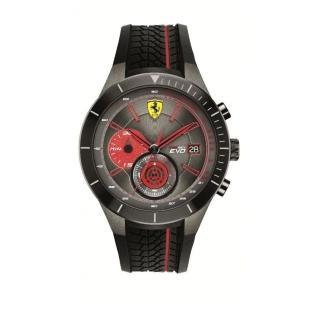 【FERRARI】法拉利決定速度運動腕錶(紅/0830341)