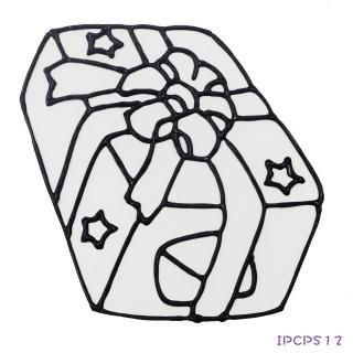 【BabyTiger虎兒寶】愛玩色 兒童無毒彩繪玻璃貼-小張圖卡-禮物 ipcpS12  台灣製(DIY 玻璃貼)