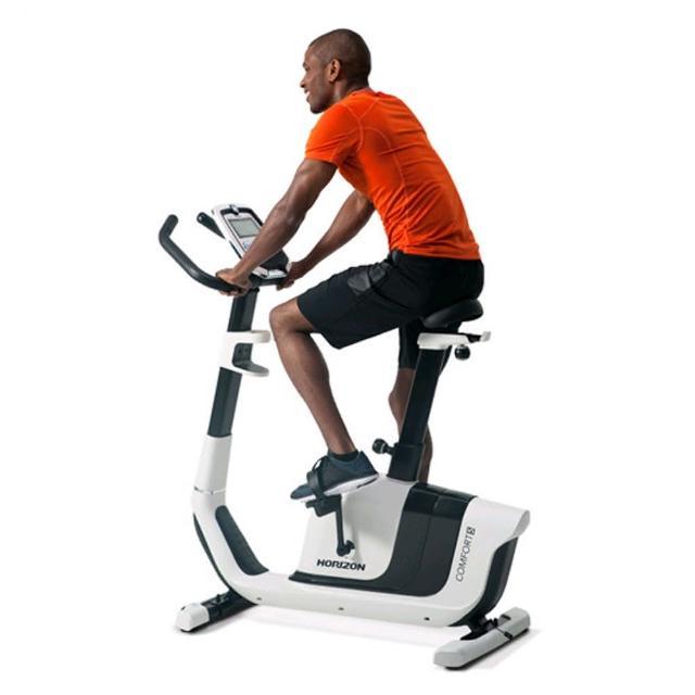 【HORIZON】Comfort 5 直立式健身車