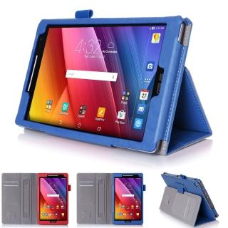 華碩 ASUS ZenPad 8.0 Z380C Z380KL 專用皮套(可手持兩色多彩)