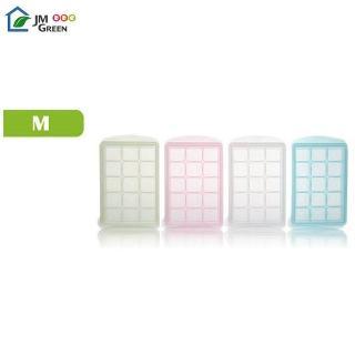 【JM Green】新鮮凍副食品冷凍儲存分裝盒15G M 15格(顏色隨機)