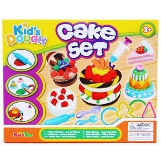 【kids  Dough】美國蛋糕造型組