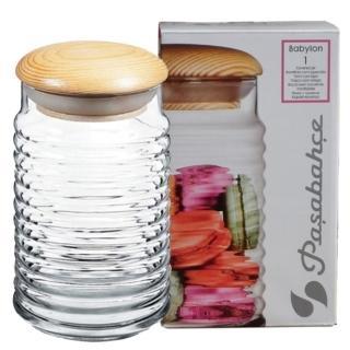 【土耳其Pasabahce】玻璃雲朵儲物罐(1120cc)