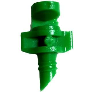 【灑水達人】綠色微霧180度小噴頭一包20個(綠)