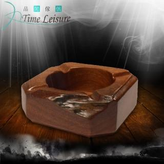 【Time Leisure】品閒 花梨菸灰缸(E2)