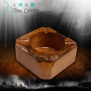 【Time Leisure】品閒 花梨菸灰缸(E8)