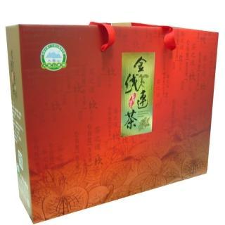 【大雪山】金線蓮茶禮盒/共2盒(40包入/盒x2)