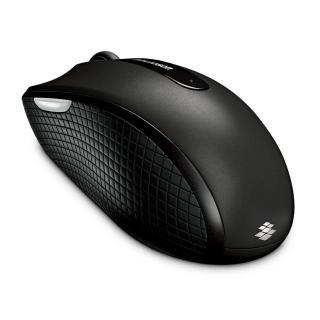 【微軟 Microsoft】無線行動滑鼠4000-黑色(D5D-00007)
