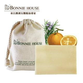 【Bonnie House】草本礦泥控油淨化手工皂100g(澳洲無毒天然)