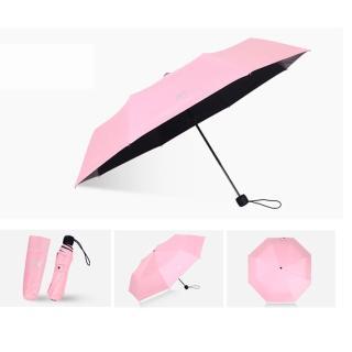 【PUSH! 好聚好傘】雨傘遮陽傘晴雨傘三摺傘折疊傘(100CM I66)