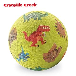 【美國Crocodile Creek】7吋兒童運動遊戲球(恐龍世界)