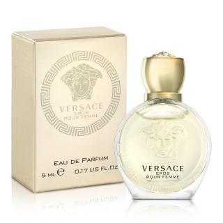 【Versace 凡賽斯】艾諾斯‧愛神女性淡香精小香(5ml)