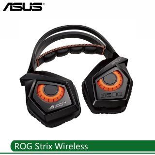 【ASUS 華碩】原廠 梟鷹 ROG Strix Wireless 無線電競耳機