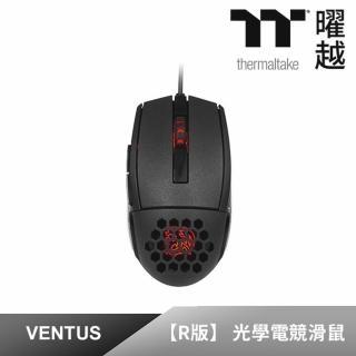 【Tt eSPORTS 曜越】夜襲 VENTUS R 雷射引擎電競滑鼠
