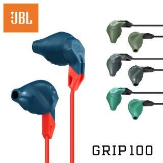 【JBL】Grip100 人體工學運動防汗耳機
