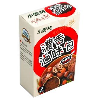 【小磨坊】濃香滷味包36g