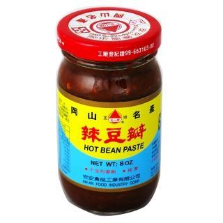 【安安】辣豆瓣230g