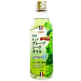【日清】葡萄籽油-零膽固醇(400g)