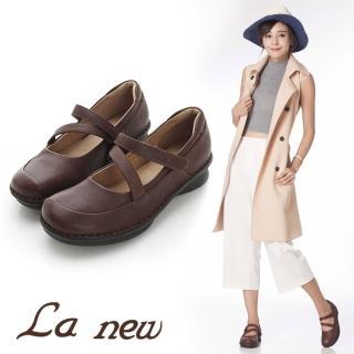 【La new】雙密度PU氣墊鞋(女213025300)