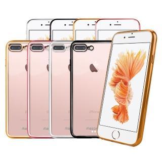 【Metal-Slim】APPLE iPhone 7 Plus(電鍍邊框TPU軟殼)