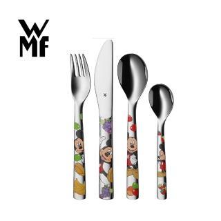 【德國WMF】迪士尼米奇兒童餐具4件套組