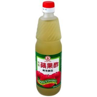【工研】無糖蘋果酢600ml