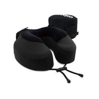 【CABEAU】旅行用記憶頸枕(黑色)