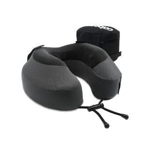 【CABEAU】旅行用記憶頸枕(灰色)