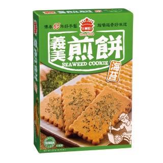 【義美】海苔煎餅量販包(231公克)