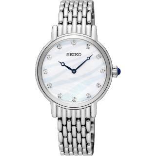 【SEIKO】精工 海洋之心晶鑽女錶-29mm(7N00-0BL0S  SFQ807P1)